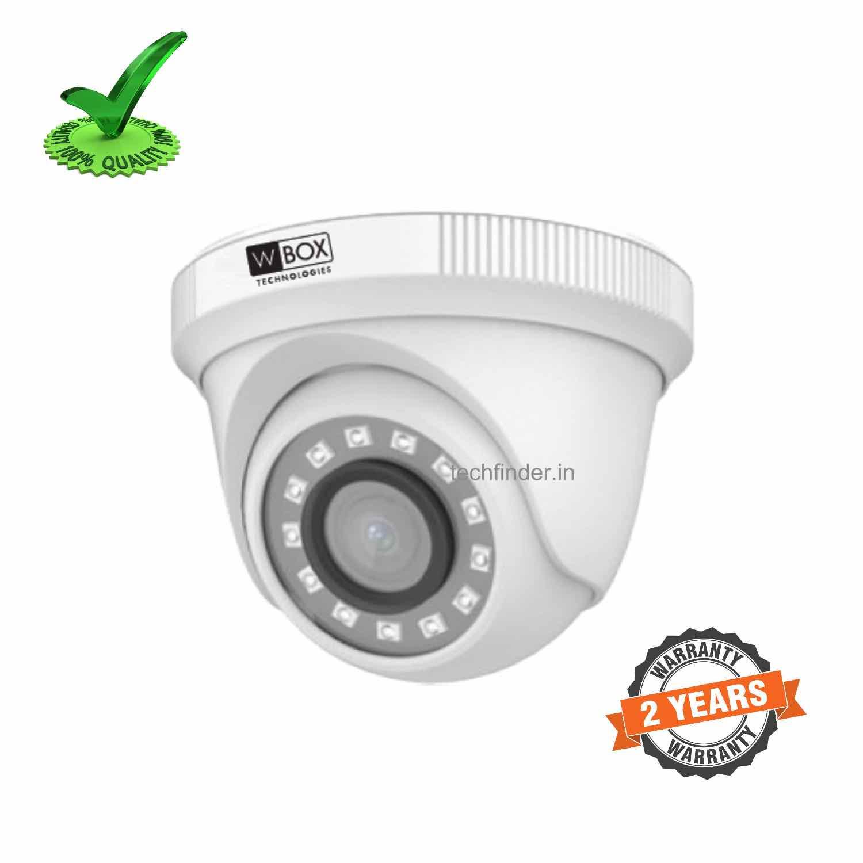 W Box WBC0ECVHD2R2FPN 2mp 1080p AHD IR HD Dome Camera