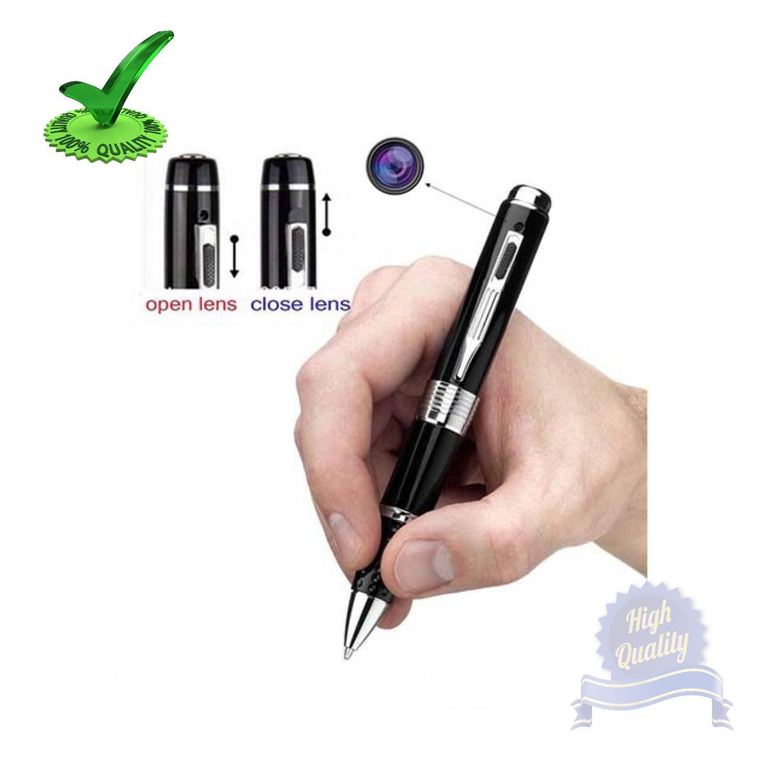 HD Spy Pen Secret Camera