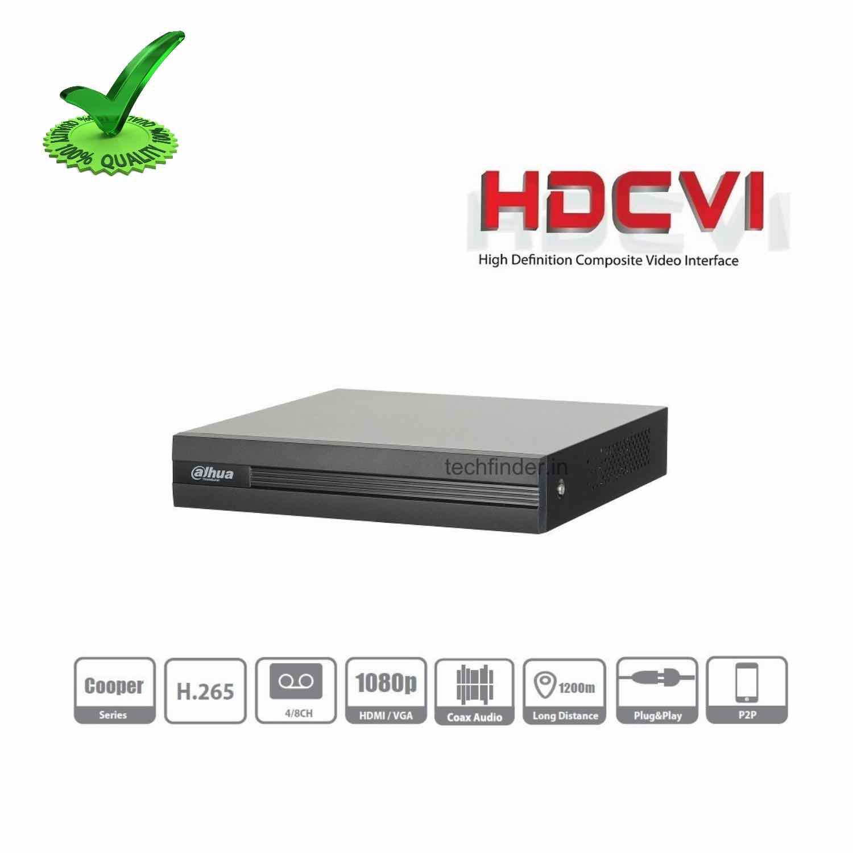 Dahua DH-XVR4B08H 5megapixel 8ch HD Dvr Xvr