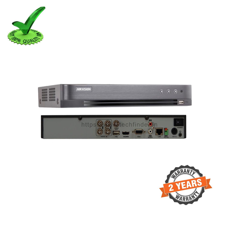 Hikvision DS-7B04HUHI-K1 Series 4ch 5mp 1Sata HD DVR