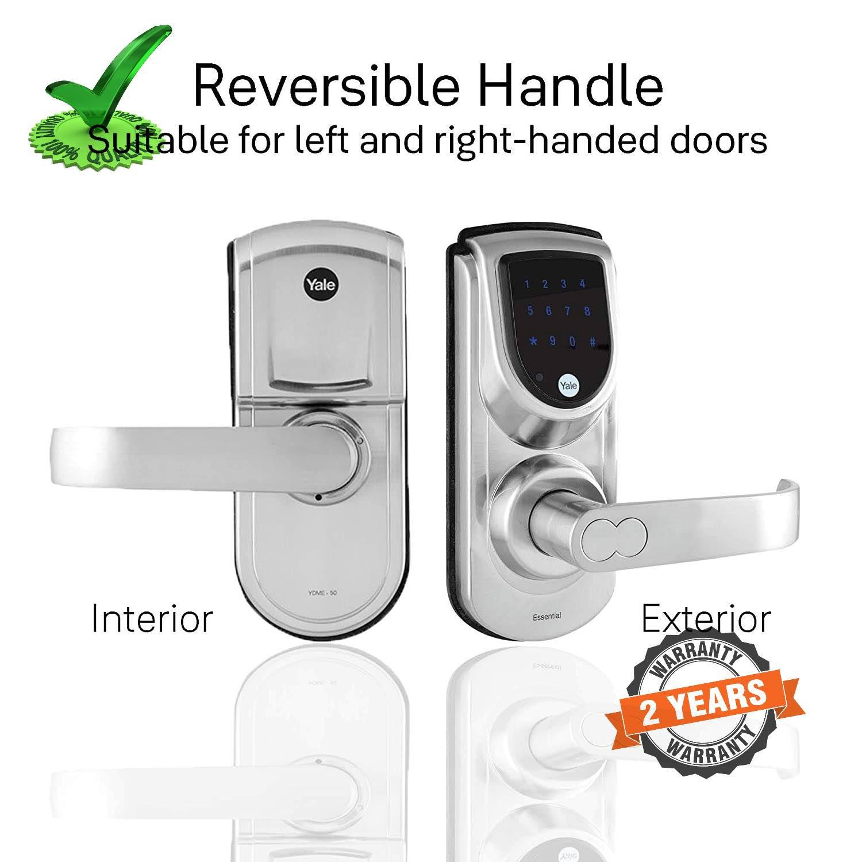 Yale YDME 50 RFID Card Digital Door Lock