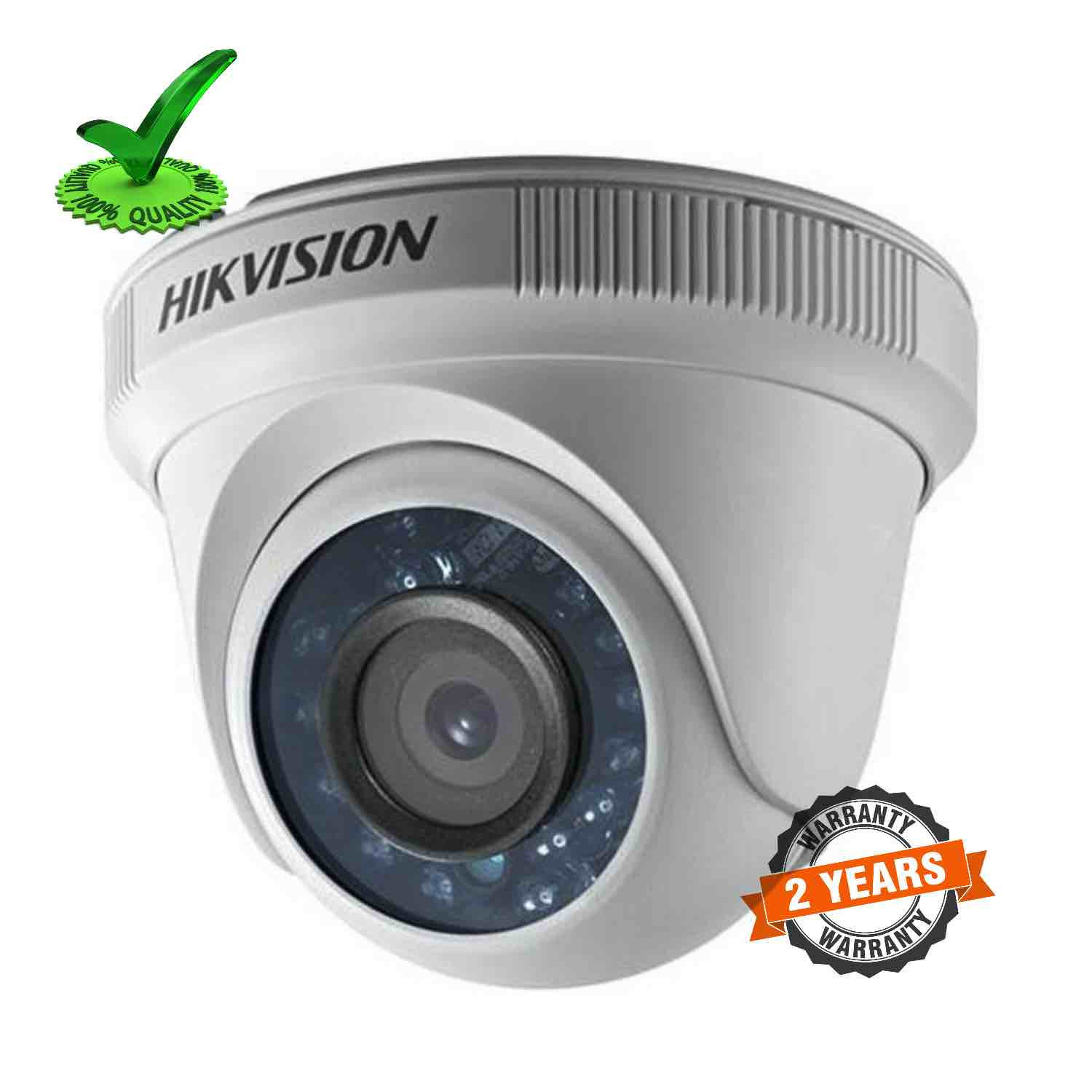 Hikvision DS-2CE5AD0T-IRPF Digital HD 1080p 2mp Indoor IR Dome Camera