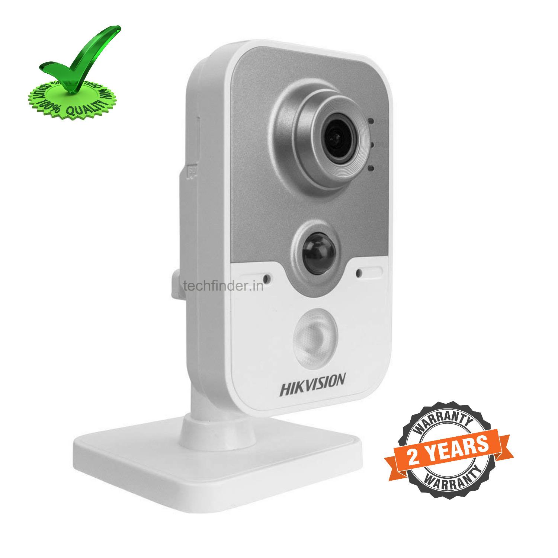 Hikvision DS-2CD242PF-I(W) 2mp Wi-Fi Alarm Digital Pro Cube Camera