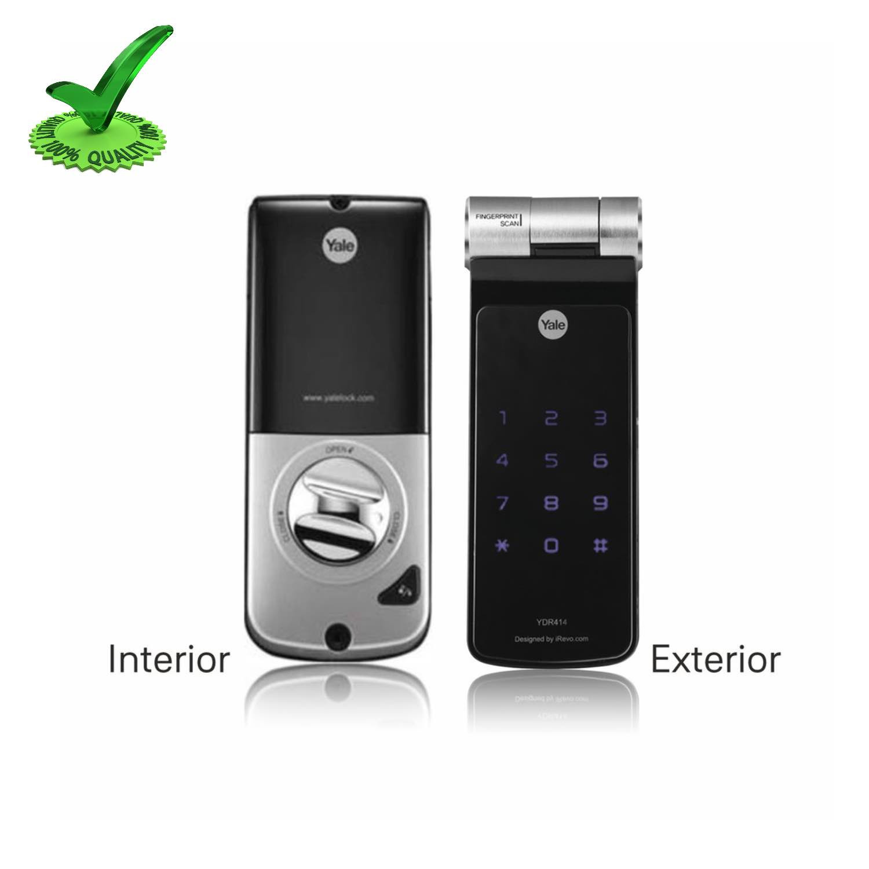 Yale YDR414 Finger Print Smart Door Lock