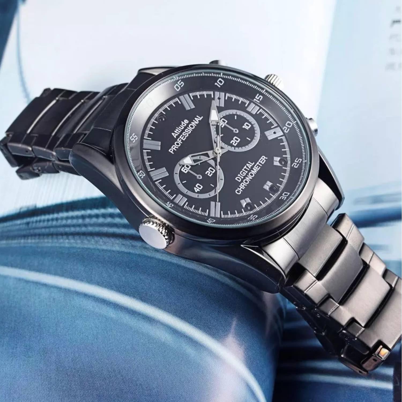 Digital 32GB Spy Wrist Watch Camera 1080p Full HD