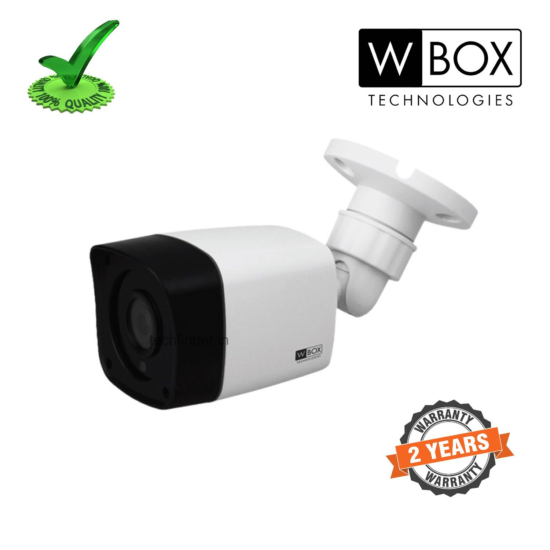 W Box WBC0E-CLHB5R2FPLE AHD 5mp Digital Plastic Body IR Bullet Camera