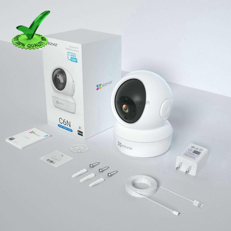 Ezviz C6N Smart Wifi Digital Pan Tilt Camera