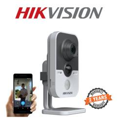 Hikvision DS-2CD2442FWD-IW 4megapixel WDR Wi-Fi Digital Cube Camera