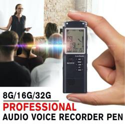 Digital 8GB Digital Audio Voice Recorder