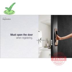 Yale YMI 70 Pull Push Finger Print Digital Smart Door Lock