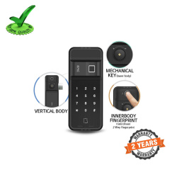 Epic ES-FF730G Digital Dual Digital Finger Print Door Lock