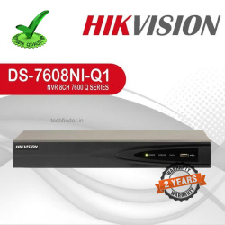 Hikvision DS-7608NI-Q1 Series 8ch 4k digital hd Nvr