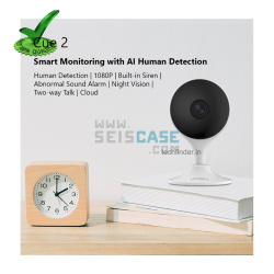 Imou Cue 2 1080p Wireless Digital Wi-Fi Camera