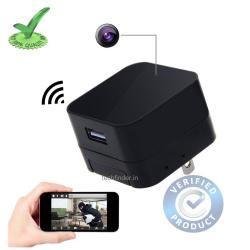 Digital 4k Wi-Fi Spy Hidden Camera with Recorder in Power Adaptor