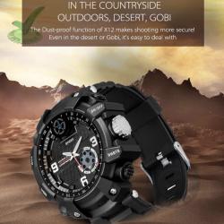 Digital Wi-Fi Spy Wrist Watch Camera