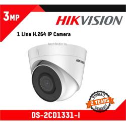 Hikvision DS-2CD1331-I 3mp Digital Ip Ir Dome Camera