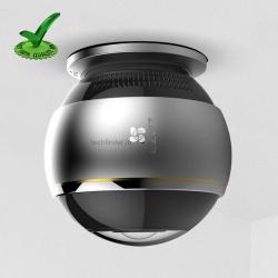 Ezviz C6P ez360 Pano 360° Fisheye 3mp Digital Security Camera